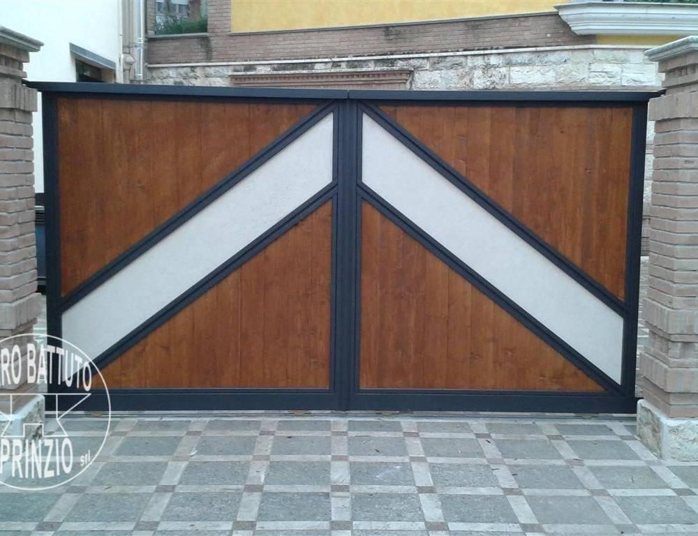 Costruire cancello in ferro yo59 regardsdefemmes for Costruire cancello legno
