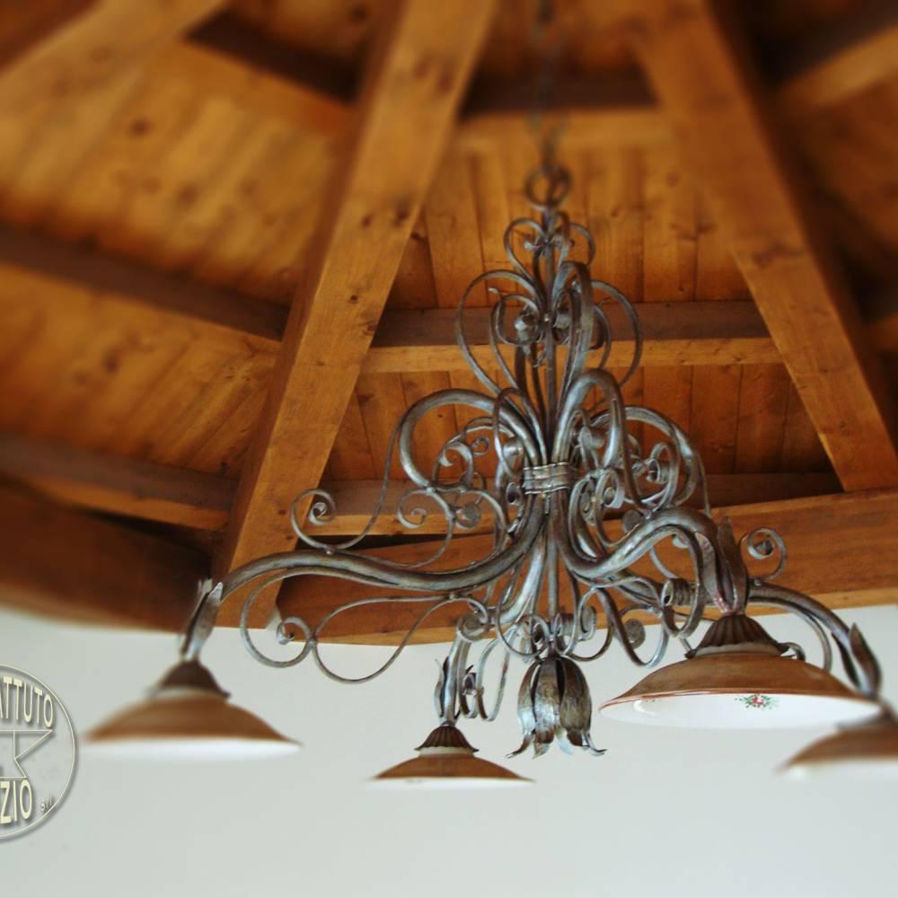 appliques en fer forg plafonnier en fer forg pag 4. Black Bedroom Furniture Sets. Home Design Ideas