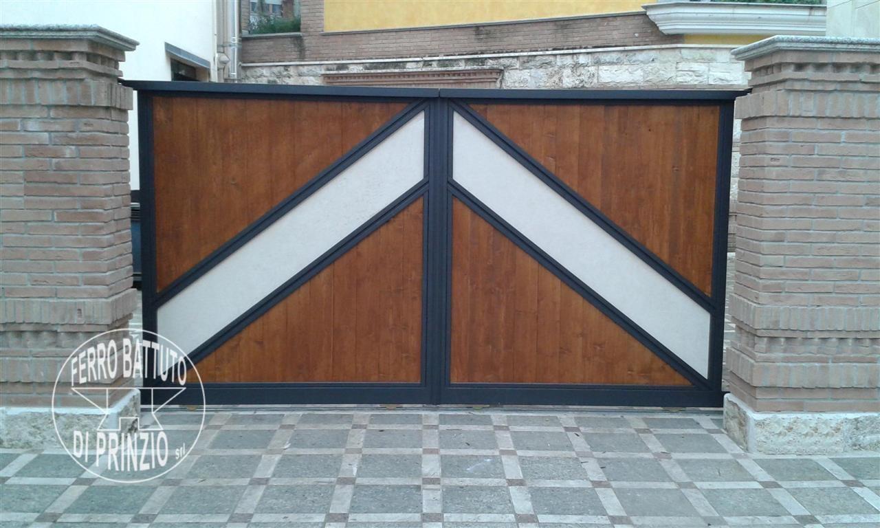portails en fer forg portail en fer fabrications en. Black Bedroom Furniture Sets. Home Design Ideas