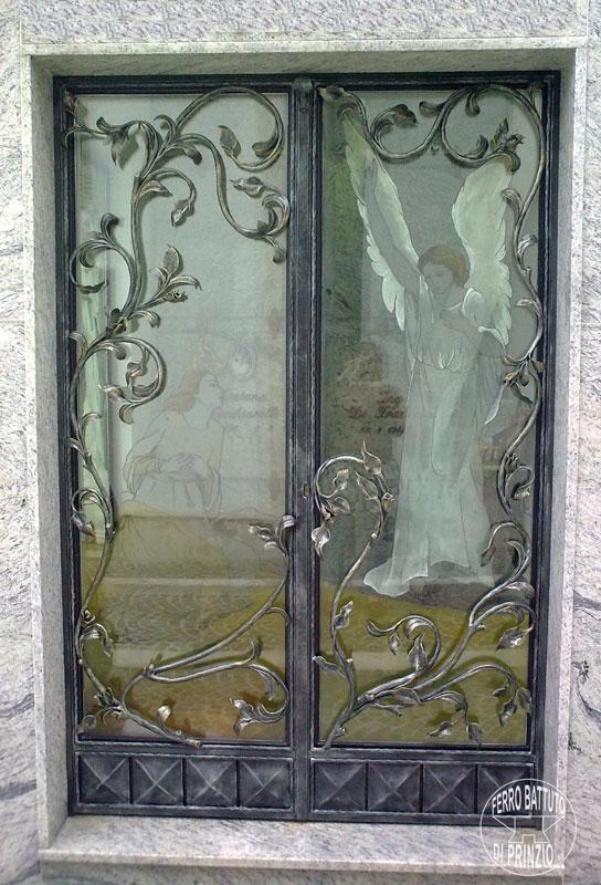 Decoration Des Portes En Fer #5: Fabrications En Fer - Fer Décoré - Ferronnerie, Garde-corps En Fer ...